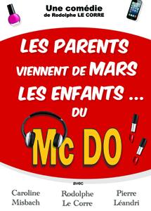 Les parents viennent de Mars, les enfants du Mc Do...